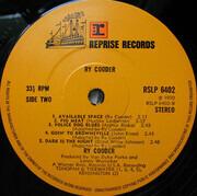 LP - Ry Cooder - Ry Cooder - UK
