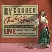 Double LP - RY COODER - LIVE IN SAN FRANCISCO