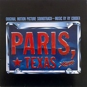 LP - Ry Cooder - Paris, Texas - Original Motion Picture Soundtrack