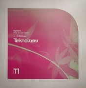 12inch Vinyl Single - Ryeland Allison - How To Get Down