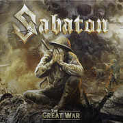 LP - Sabaton - The Great War - Strictly Limited Edition Black Vinyl