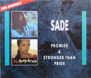 Double CD - Sade - Promise / stronger than pride