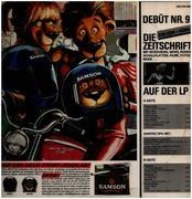 LP - Sade, Hanoi Rocks, Elvis Costello a.o. - Debüt Nr.9