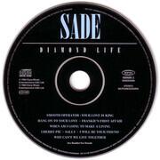 CD - Sade - Diamond Life