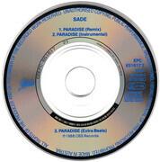 CD Single - Sade - Paradise