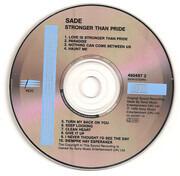CD - Sade - Stronger Than Pride