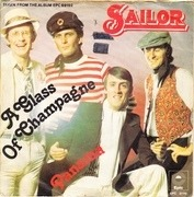 7'' - Sailor - A Glass Of Champagne / Panama