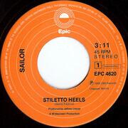 7inch Vinyl Single - Sailor - Stiletto Heels