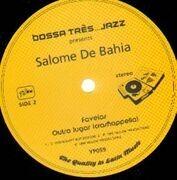 12'' - Salomé De Bahia - Outro Lugar