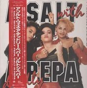 LP - Salt 'N' Pepa - A Salt With A Deadly Pepa - JAPAN
