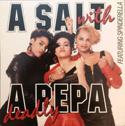 LP - Salt 'N' Pepa - A Salt With A Deadly Pepa