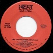7inch Vinyl Single - Salt 'N' Pepa - Twist And Shout / Get Up Everybody