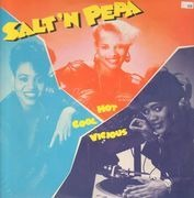 LP - Salt 'N' Pepa - Hot, Cool & Vicious