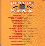 Double LP - Sam And Dave, The Staple Singers, Carla Thomas a.o. - Top Of The Stax - Twenty Greatest Hits - Gatefold