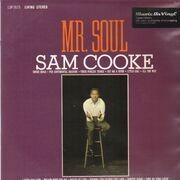 LP - Sam Cooke - Mr. Soul - remastered 180 gr. audiophile vinyl pressing