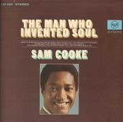 LP - Sam Cooke - The Man Who Invented Soul