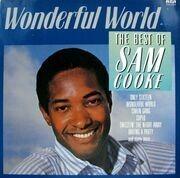 LP - Sam Cooke - Wonderful World (The Best Of Sam Cooke)