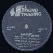 LP - Sam Cooke - Around The World