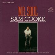 LP - Sam Cooke - Mr. Soul