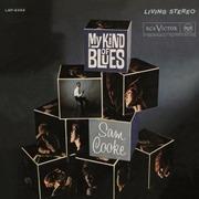 LP - Sam Cooke - My Kind Of Blues - -REMASTERED-/180g
