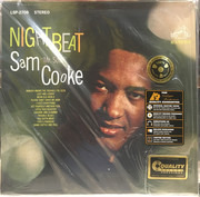 Double LP - Sam Cooke - Night Beat - 180g