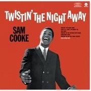 LP - Sam Cooke - Twistin' The Night Away - PLUS 4 BONUS TRACKS