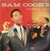 Double LP - Sam Cooke - Wonderful World