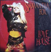 12'' - Samantha Fox - Love House