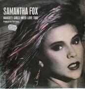 12'' - Samantha Fox - Naughty Girls (Need Love Too)
