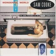 7'' - Sam Cooke - Wonderful World