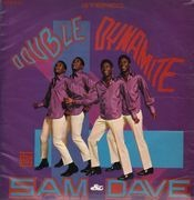 LP - Sam & Dave - Double Dynamite - STAX