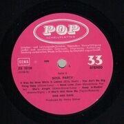 LP - Sam & Dave - Soul Party Number 1