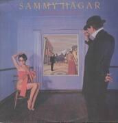 LP - Sammy Hagar - Standing Hampton