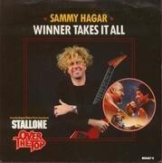 12'' - Sammy Hagar - Winner Takes It All