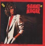 LP - Sammy Hagar - Street Machine