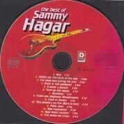 CD - Sammy Hagar - The Best Of Sammy Hagar