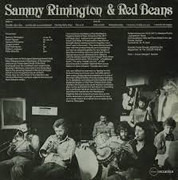 LP - Sammy Rimington & Red Beans Ragtime Band - Only A Look