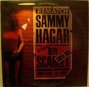LP - Sammy Hagar - Rematch
