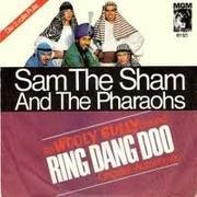 7'' - Sam The Sham And The Pharaohs - Ring Dang Doo / Don't Try It