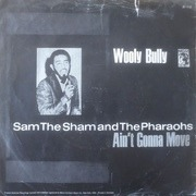 7'' - Sam The Sham & The Pharaohs - Wooly Bully