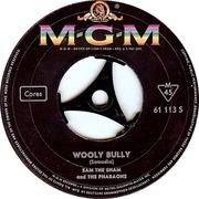 7'' - Sam The Sham & The Pharaohs - Wooly Bully / Ain't Gonna Move