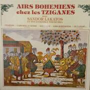 LP - Sándor Lakatos And His Gipsy Band - Airs Bohémiens Chez Les Tziganes