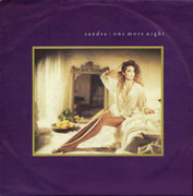 7inch Vinyl Single - Sandra - One More Night