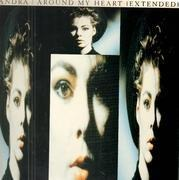 12inch Vinyl Single - Sandra - Around My Heart (Extended)