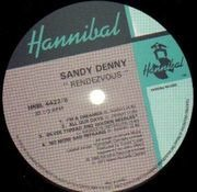 LP - Sandy Denny - Rendezvous