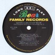 LP - Sanford Clark - Rockin' Rollin' Vol. 1