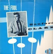 LP - Sanford Clark - The Fool