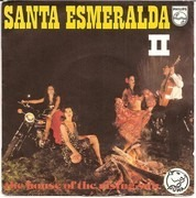 7inch Vinyl Single - Santa Esmeralda - The House Of The Rising Sun