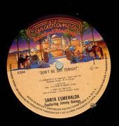 LP - Santa Esmeralda Featuring Jimmy Goings - Don't Be Shy Tonight - Mexico