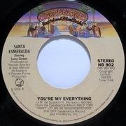 7'' - Santa Esmeralda Starring Leroy Gomez - Don't Let Me Be Misunderstood / You're My Everything